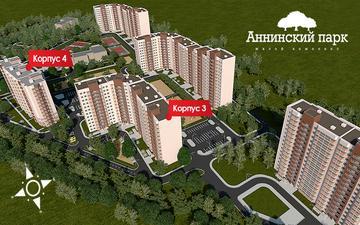 """ЖК """"Аннинский парк"""""""