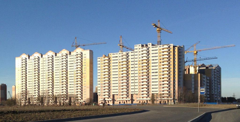 Жилой комплекс «На Королева» СПб