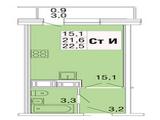 """ЖК """"Шуваловский дуэт"""" от 54-метра - планировки, цены"""